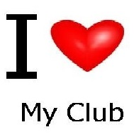 I Love my club the best 3